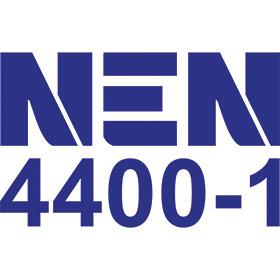 Logo NEN 4400-1