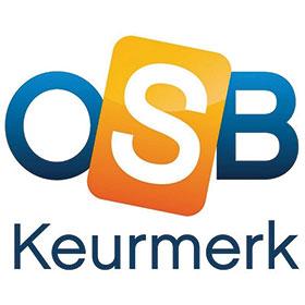 Logo OSB keurmerk