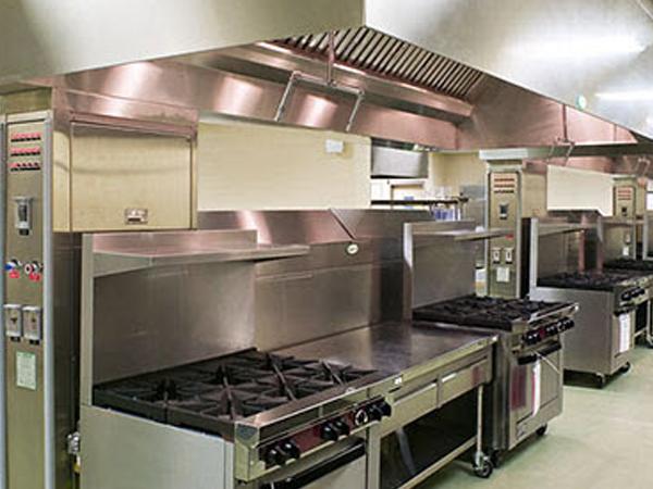 Keuken reiniging
