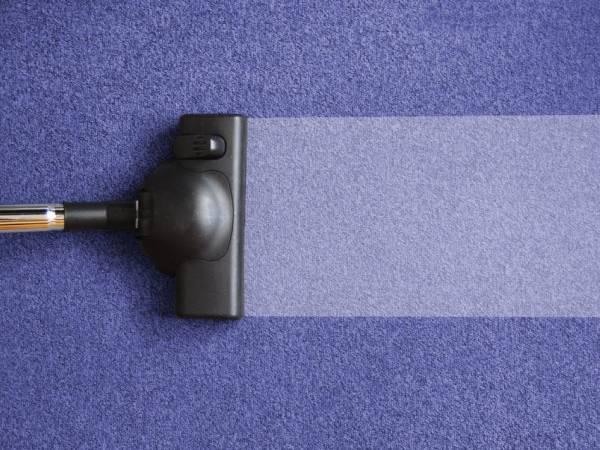 Schoonmaak tapijt